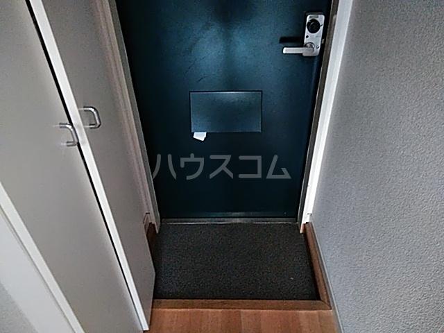 井野レジデンス 101号室の玄関