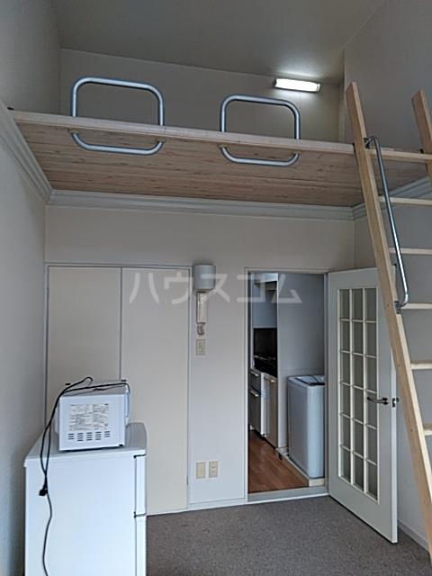 井野レジデンス 101号室の設備