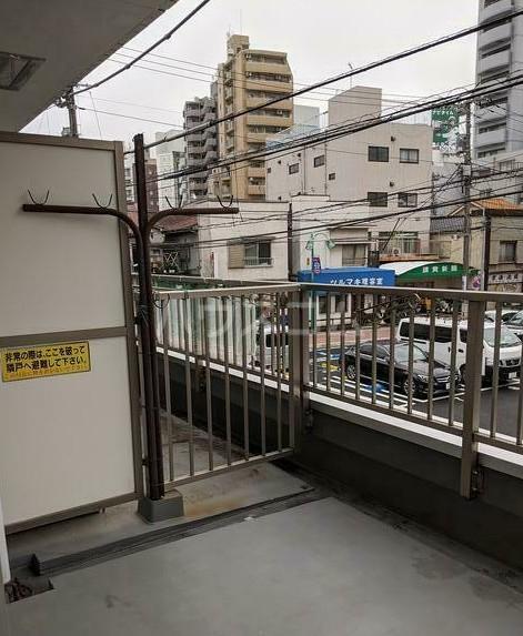 シャトレー笹塚 215号室の景色