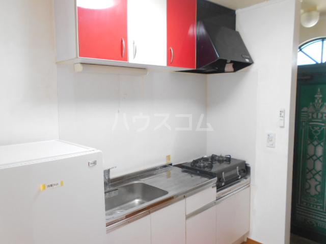 グレースメゾンⅠのキッチン