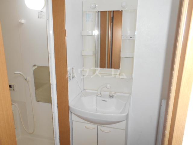 グレースメゾンⅠの洗面所