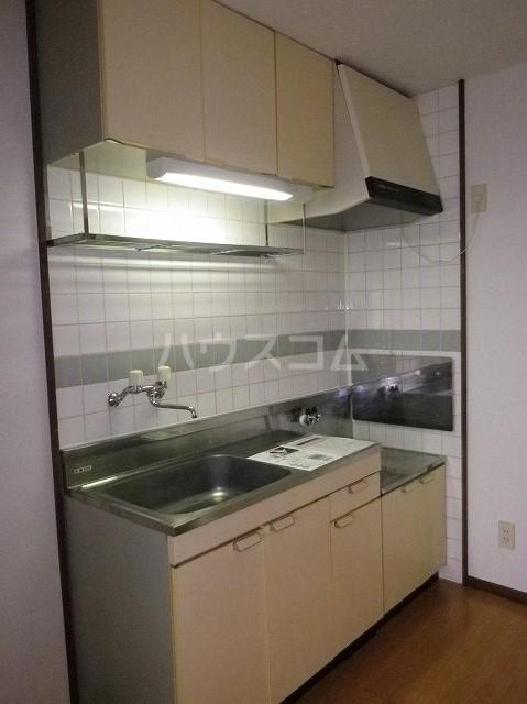 エルディム高橋 02020号室のキッチン