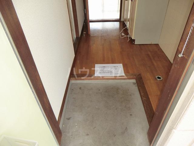 コーポ東海 107号室の玄関