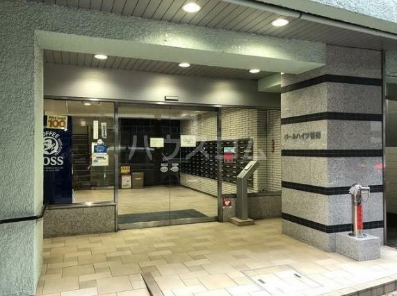 パールハイツ笹塚 408号室のセキュリティ
