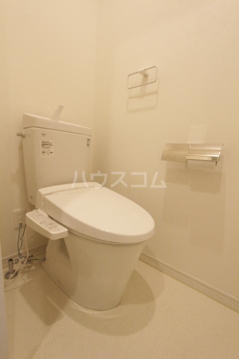 ル ロジュマン 105号室のトイレ