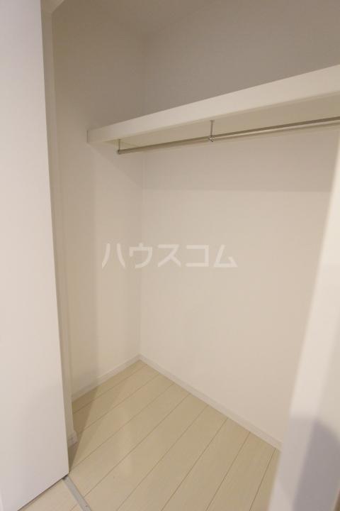 ル ロジュマン 301号室の収納