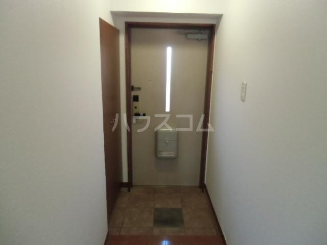 サンコート21ANJO 204号室の玄関