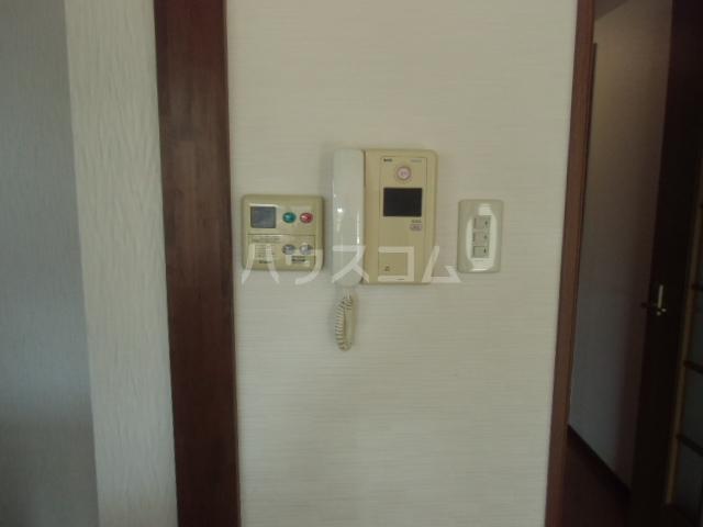 サンコート21ANJO 204号室のセキュリティ