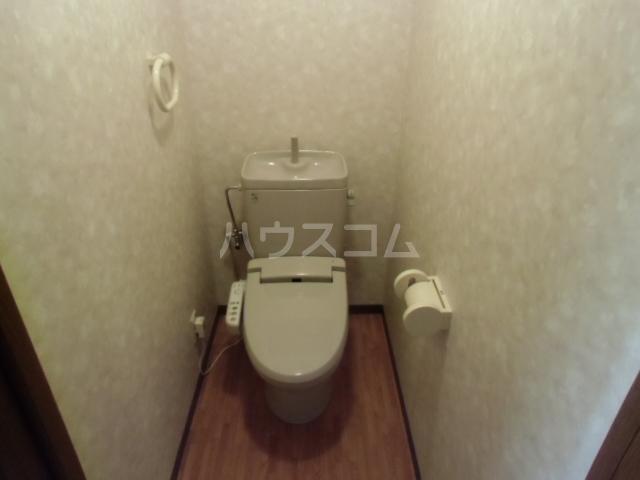 サンコート21ANJO 204号室のトイレ