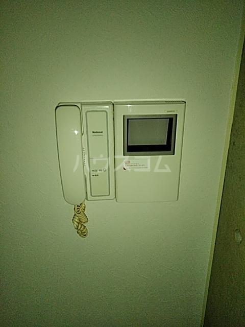 モデュロール中野新橋 0203号室のセキュリティ