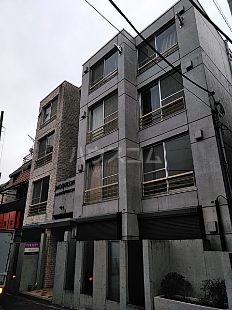 モデュロール中野新橋外観写真