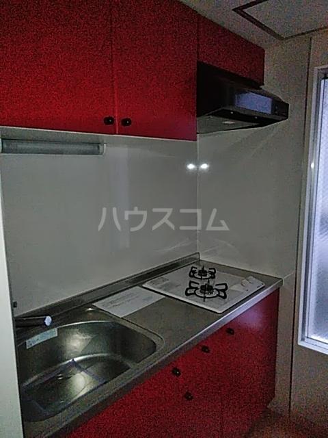 モデュロール中野新橋 0203号室のキッチン