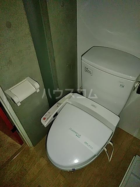 モデュロール中野新橋 0203号室のトイレ
