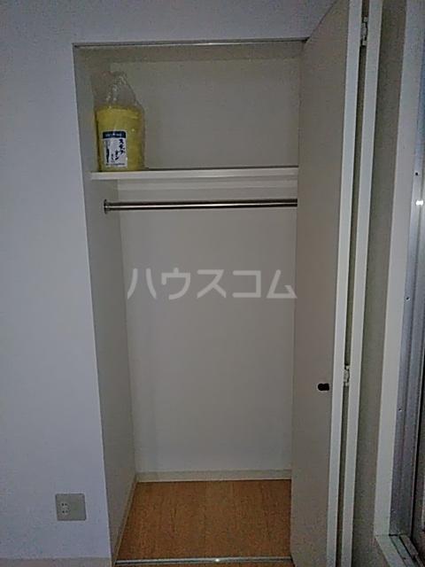 モデュロール中野新橋 0203号室の収納