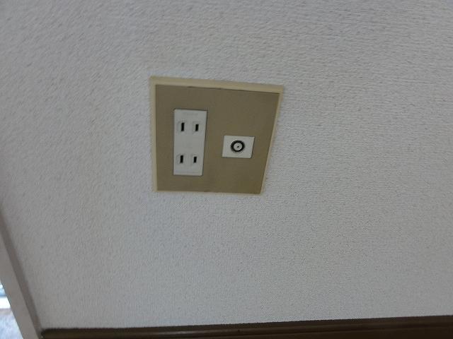 ぎんなんハウス 207号室の設備