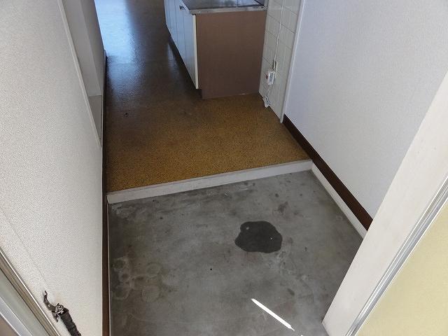 ぎんなんハウス 207号室の玄関