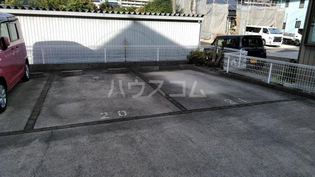 MマーガレットⅡの駐車場