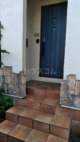 MマーガレットⅡの玄関
