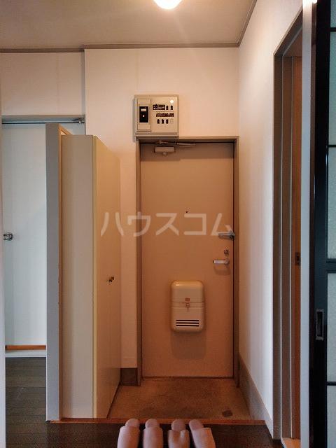 シャトーグローリー 202号室の玄関