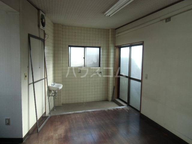 新川3丁目貸店舗 1号室の洗面所