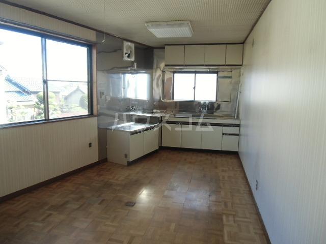 新川3丁目貸店舗 1号室のキッチン