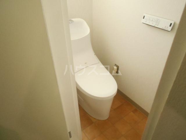 新川3丁目貸店舗 1号室のトイレ