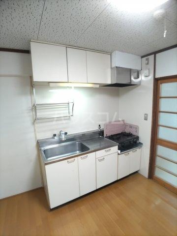 一本木マンション 303号室の設備