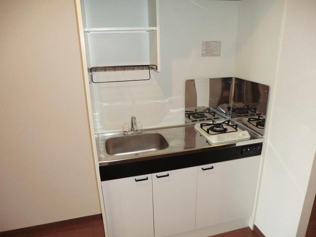 キャロットK 3F号室のキッチン