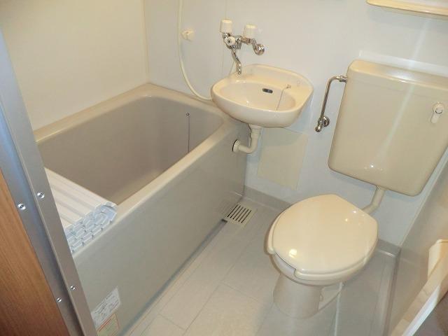 キャロットK 3F号室の風呂