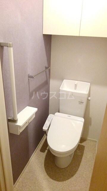 サンリット 01030号室のトイレ