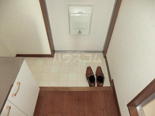 カトウハイツ 103号室の玄関