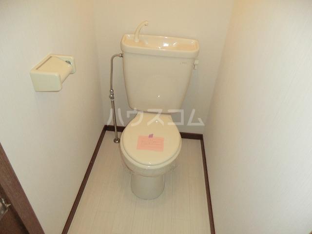 カトウハイツ 103号室のトイレ