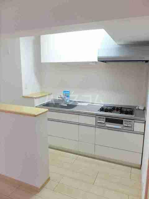サニーブローテ カネサワ 01030号室のキッチン