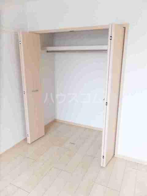 サニーブローテ カネサワ 01030号室の収納