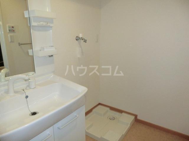 サニーブローテ住吉Ⅱ 02060号室の洗面所