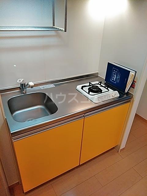 グリシーヌ上高田 202号室のキッチン