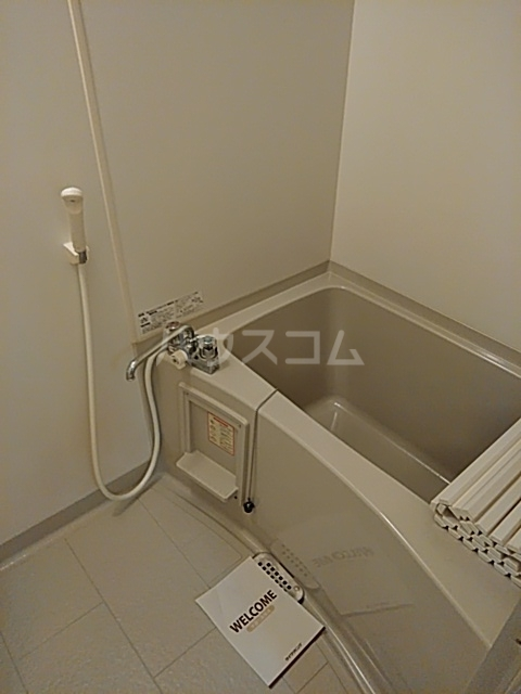 グリシーヌ上高田 202号室の風呂