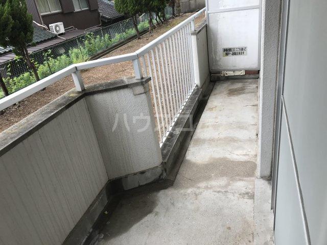 第2丸源ビル 103号室のバルコニー