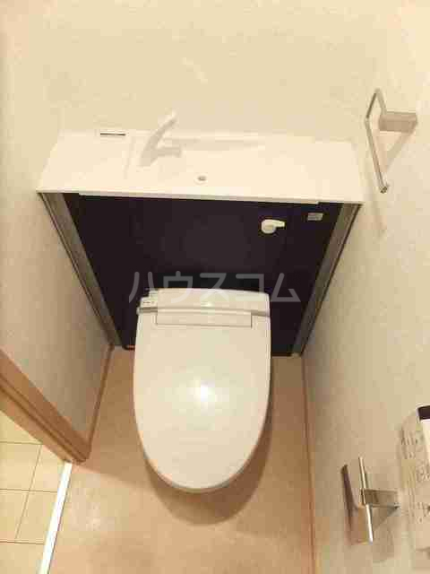 サニーブローテ カネサワ 02040号室のトイレ