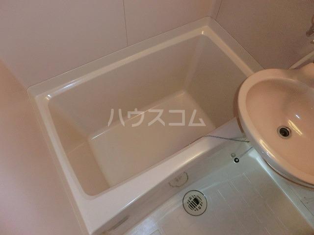 コーポアップル 110号室の風呂