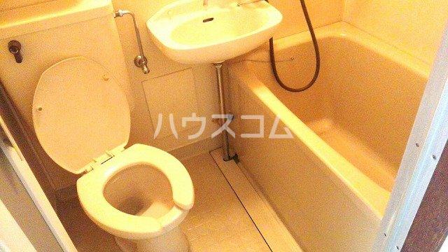 サクセスDO 107号室の洗面所