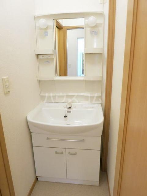 フィオーレ 02030号室の洗面所