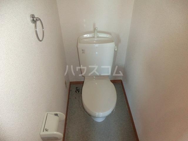 ヨーロピアンシャレー野々宮 202号室のトイレ