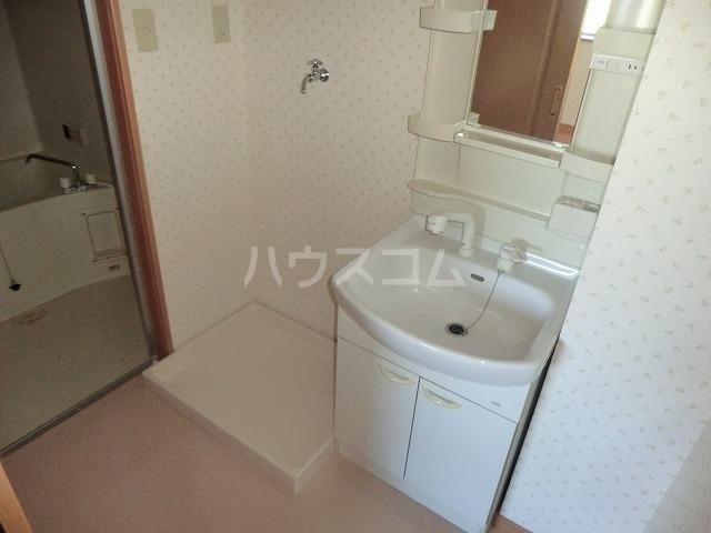 ヨーロピアンシャレー野々宮 202号室の洗面所