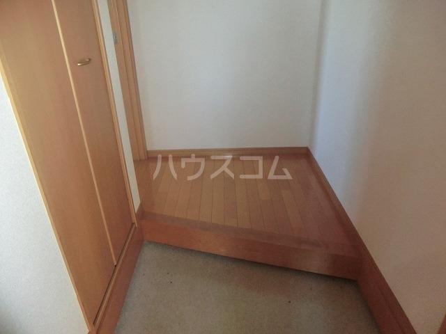 ヨーロピアンシャレー野々宮 202号室の玄関