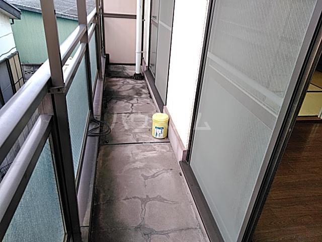 ハイツイレブン 203号室のバルコニー