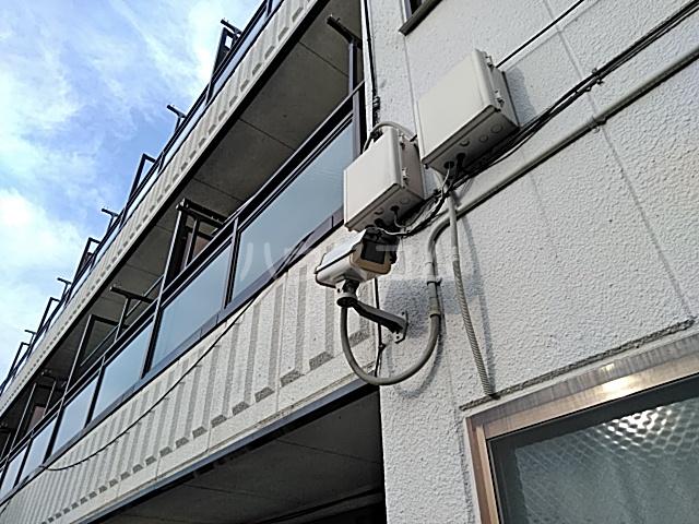 ハイツイレブン 203号室のセキュリティ