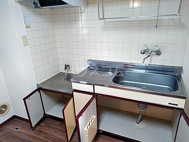 ハイツイレブン 203号室のキッチン