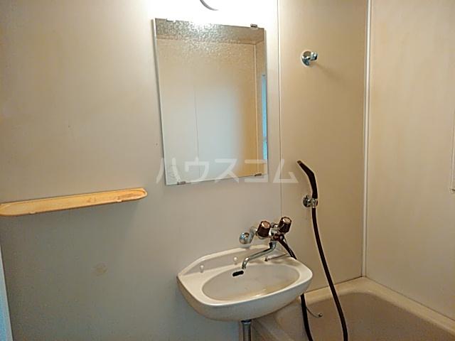 ハイツイレブン 203号室の洗面所