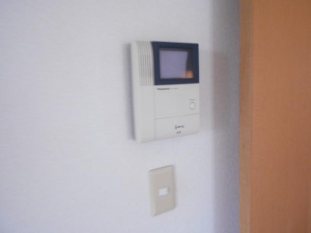 グリーンアヴェニューF 202号室のセキュリティ